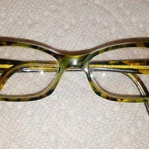 Accessories - Jean LaFont Burlesque Paris Eyeglass Frames